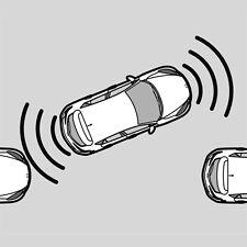 Genuine Mazda CX-5 KE 2011-2015 Parking Distance Sensor Kit - C850-V7-290