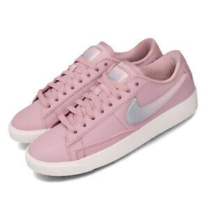 Nike Wmns Blazer Low LX Plum Chalk Obsidian Mist Women Casual Shoes AV9371-500