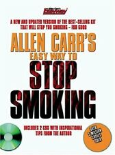Easy Way to Stop Smoking (Book & Cds),Allen Carr