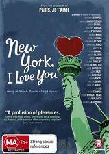New York, I Love You (DVD, 2010) - Region 4