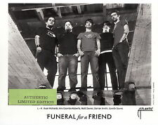 funeral for a friend limited edition press kit