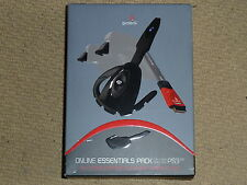 PLAYSTATION 3 PS3 Inalámbrico Bluetooth Headset Mic disparadores de HDMI! nuevo! Gioteck Pack