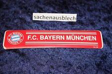 Le Bayern de Munich autocollant 17x4 cm voiture?! aspect noble
