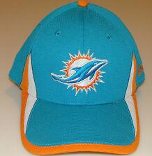 New Era Hat Cap NFL Football Miami Dolphins L/XL 39thirty 2013 Training Reverse