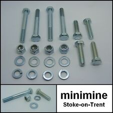 Classic Mini Early Rear Subframe Bolt Kit PRE 1976 austin rover morris 998 1275