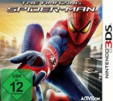 Nintendo 3 DS The Amazing Spider Man 1 SPIDERMAN guterzust.