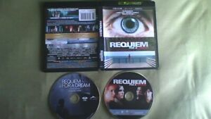 Blu-Ray/DVD REQUIEM FOR A DREAM Darren Aronofski , Jared Leto, Jennifer Connelly