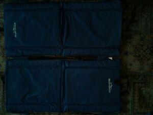 Adventure Folding Outdoor Lightweight Sit Mat - Blue