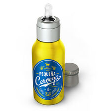 Fred and Friends Pequena cerveza baby bottle like beer gag gift babyshower fun