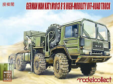 MODELCOLLECT 1:72 Allemand MAN KAT1 M1013 8x8 High-Mobility Off-Road Truck 72121