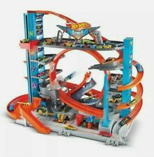 Enormous Hot Wheels City Ultimate Garage Kids Toy Diecast Car Vehicle Play Set