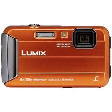 Panasonic Lumix DMC Ft30 Digital Camera - Orange