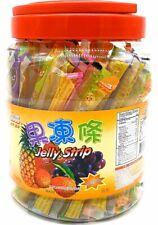 Famous TIKTOK Challenge ‼️JINJIN Juicy Jelly Strips Straws Sticks 1 Piece