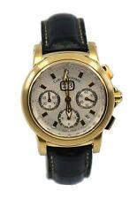 Carl F. Bucherer Patravi Chronodate 18K Yellow Gold Watch