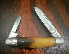 Vintage Bulgarian Shipka Cooperative Georgi Dimitrov Folding Pocket Knife