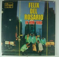 FELIX DEL ROSARIO En New York LATIN GUAGUANCO SALSA RE LP SEALED