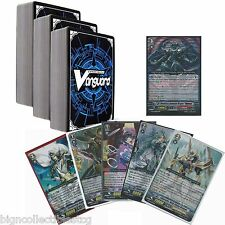 Cardfight Vanguard 200 Cards No Duplicates w/ 9x RR, 1x RRR NO DUPLICATES AT ALL