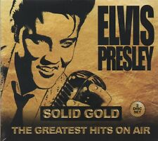 ELVIS PRESLEY - Solid Gold - The greatest hits on air - CD album (New & sealed)