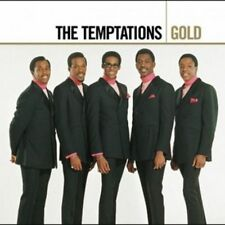 THE TEMPTATIONS - GOLD - 2CDS [CD]
