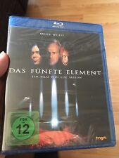 Das fünfte Element Blu-ray Originalversiegelt neu