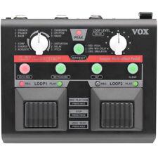 Vox Lil Looper Guitar Looper Multi Effect Pedal , New!