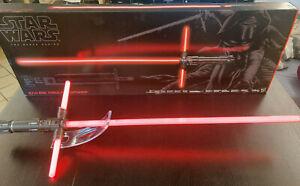 Star Wars Force FX Lichtschwert Kylo Ren, Laserschwert