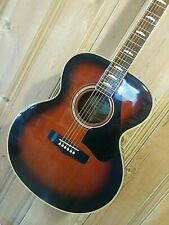 Yamaha FJ-645Jumbo Guitar, Vintage 1979