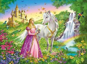 Ravensburger - Princess with Horse Puzzle - 200pc