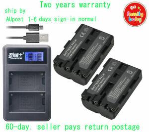 LCD2+2xNP-FM500H  for SONY DSLR-A900 A850 A77 A700 A65 A580 A560 A550 A500