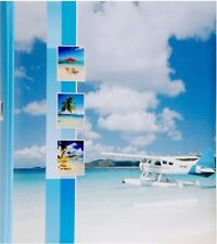 Henzo Jumbo Album Airplane for 600 Photos 9x13 Vacation Book New