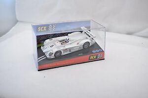 """SCX ANALOG 2001 #61300 AUDI R8 """"SPORT JAPAN"""" SCX 1/32 SLOT CAR"""