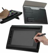 Navitech Purple Graphics Tablet Case//Bag Compatible with The HUION Inspiroy H430P Graphics Drawing Tablet
