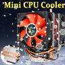 Dual Fan CPU Cooler Heatsink For Intel LGA1155/1156/1366/775/AMD AM2/AM2+/AM3 TP