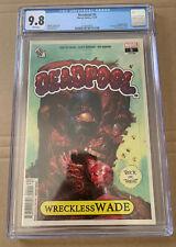 Deadpool #5 Vol 5 Marvel Comics CGC 9.8 Garbage Pail Kids X-Force Nic Klein Art