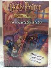 NEW Harry Potter WOTC/Wizards TCG/TRADING CARD GAME TWO-PLAYER STARTER SET/DECK