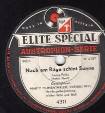Marty Mumenthaler und Verneli Pfyl:  Brunnenhoflied-Nach em Räge schint Sonne