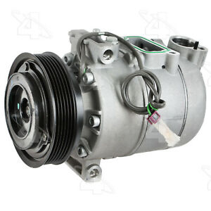 A/C  Compressor And Clutch- New   Four Seasons   78313