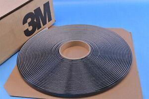"3M Bumpon 50' Anti-Skid Protective Strip 1/2"" Molded Bumper SJ5510"