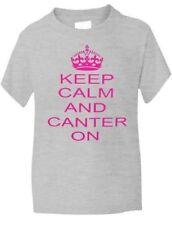 T-shirts, hauts et chemises gris pour fille de 2 à 16 ans en 100% coton, 5 - 6 ans