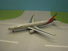 HERPA WINGS ASIANA AIRLINES A330-300 1:500 SCALE DIECAST METAL MODEL