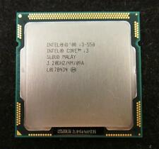 Intel Core i3 Processor i3-550 3.20GHz 4MB LGA 1156 CPU