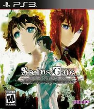 Brand New PS3 Steins Gate (Sony PlayStation 3) *US Seller *US Version