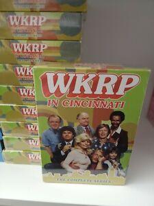 WKRP in Cincinnati The Complete Series DVD 12-Disc Set (SLIM BOX VERSION Rare)!!
