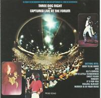 Three Dog Night - Captured Live At The Forum USA CD album