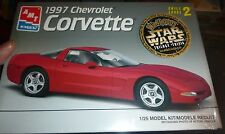 AMT 1997 CORVETTE COUPE 1/25 Model Car Mountain KIT fs 8327