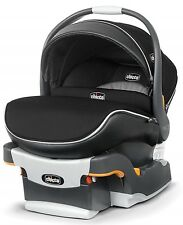 Chicco KeyFit 30 Zip Air Infant Child Safety Car Seat & Base Q Collection 4-30Lb
