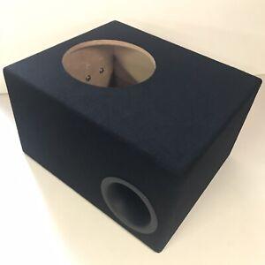 "Skar Audio 10"" Custom Aero Ported Sub Box VVX-10v3 IVX-10v2 SDR-10 VD-10 Black"