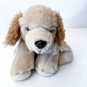 Dan Dee Dandee Stuffed Dog Puppy 28cm Soft Toy Teddy Animal