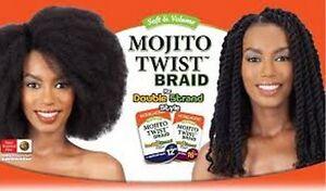 Model Model Mojito Twist For Double Strand and Havana Style Twist