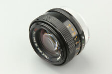 Canon FD 55mm f/1.2 f1.2 S.S.C. SSC Manual Focus Prime Lens, For FD Mount